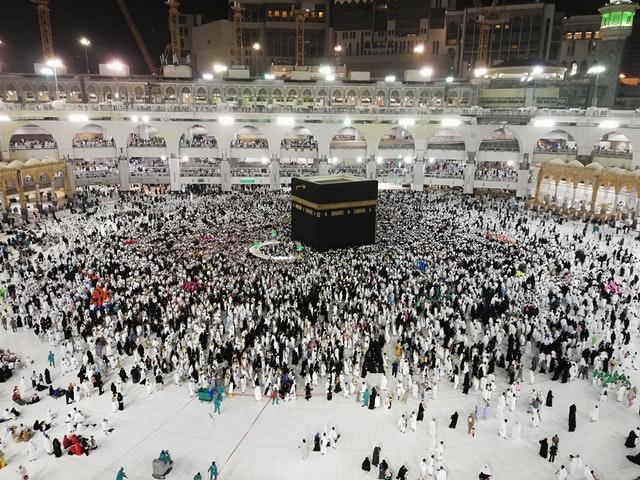 Saudi Arabia is Jeddah